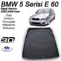 Bmw 5 Serisi E60 Bagaj Havuzu Paspası 2003 2010
