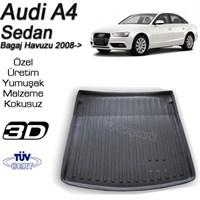 Audi A4 Bagaj Havuzu Bagaj Paspası Yeni Kasa 2008 Sonrası