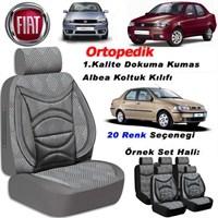 Fiat Albea Koltuk Kılıfı Uyumlu Model Ortopedik