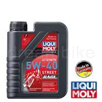 Liqui Moly 5W-40 Street Motor Yağı 1 Lt. Made in Germany 2592