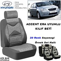 Hyundai Accent Era Koltuk Kılıfı Seti Air Bagli