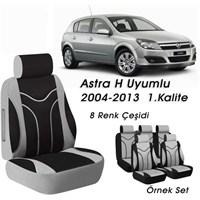 Opel Astra H Koltuk Kılıfı Seti Airbag Uyumlu Astra Kılıf
