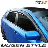 Dreamcar Point Nissan Qashqai İçin Cam Rüzgarlığı 4'lü