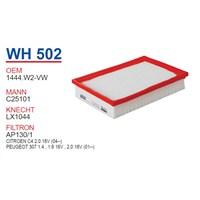 Wunder Citroen C4 2.0 16v Hava Filtresi OEM NO:1444.W2