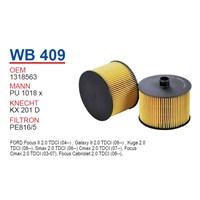 Wunder FOCUS C MAX - S MAX - FOCUS II 2.0 TDCI Yağ Filtresi OEM NO: 1318563