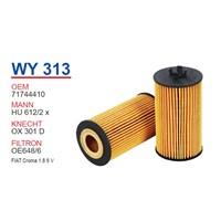 Wunder FIAT CROMA 1.8 16v Yağ Filtresi OEM NO: 77744410