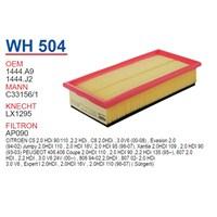 Wunder PEUGEOT 406 (SÜNGERLi) Hava Filtresi OEM NO:1444.J2