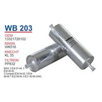 Wunder BMW (iNCE KISA) M40 Yağ Filtresi OEM NO:13321720102