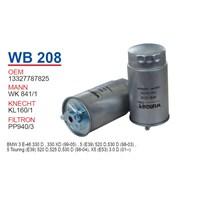 Wunder BMW E46 330d - E39 520d - X5 3.0d M57 Yağ Filtresi OEM NO:13327787825