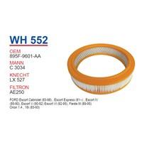 Wunder FORD ESCORT CL Hava Filtresi OEM NO: 895F-9601-AA