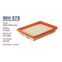Wunder FORD FİESTA V FUSİON Hava Filtresi OEM NO: 2S61-9601-CA