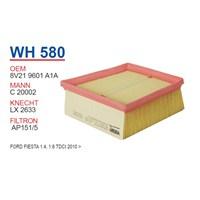 Wunder FORD FİESTA 1.4, 1.6 TDCI 2010 > Hava Filtresi OEM NO: N04039C155-A