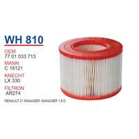 Wunder RENAULT 21 MANAGER - MEGANE 1.9 D Hava Filtresi OEM NO: 7701033713