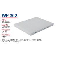 Wunder OPEL OMEGA B 2.0 TDI-2.0i-2.2 16v Polen Filtresi OEM NO: 1808605