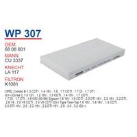 Wunder OPEL VECTRA C Polen Filtresi OEM NO: 6808601