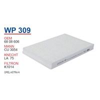 Wunder OPEL ASTRA H Polen Filtresi OEM NO: 6808606