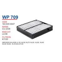 Wunder MERCEDES 163 KASA ML 320 - ML 230 - ML 430 Polen Filtresi OEM NO:1638350047