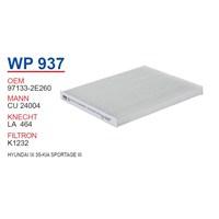 Wunder HYUNDA İX 35-KİA SPORTAGE III Polen Filtresi OEMNO:97133-2E260