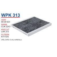 Wunder OPEL CORSA D KARBONLU Polen Filtresi OEM NO: 6808623