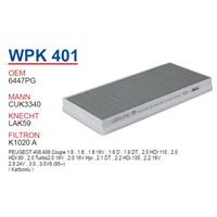 Wunder PEUGEOT 406 (KARBONLU) Polen Filtresi OEM NO:6447.S5