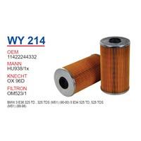 Wunder BMW E36 3.25 TDS - E34 5.25 TDS M51 Yağ Filtresi OEM NO:11422244332