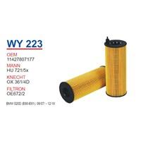 Wunder BMW 520 d (E60-E61), 09/07-12/10 N47 Yağ Filtresi OEM NO:11427807177