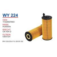 Wunder BMW 3,20 d-5,20 d[F-10]--E-90/E-91/E-92 Yağ Filtresi OEM NO:11428507683