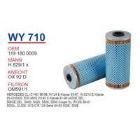 Wunder MERCEDES 129 - 140 KASA S400-S420-S500 119 MOTOR Yağ Filtresi OEM NO:1191800009