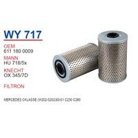 Wunder MERCEDES C-KLASSE (W202-S202)93-01 C230 - C 280 Yağ Filtresi OEM NO:1802209