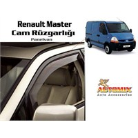 Automix Renault Master Panelvan Minibüs Ön Cam Rüzgarlığı