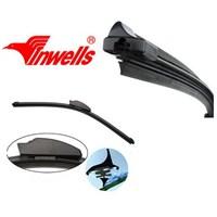Inwells Araca Özel 6 Aparatlı Muz Tipi Yeni Nesil Silecek 380 mm. 20071