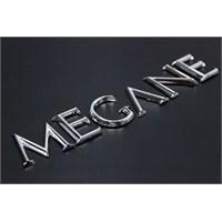 ModaCar Renault Megane Bagaj Yazısı 061162
