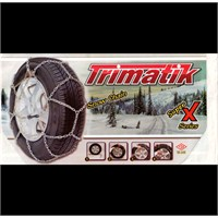 Trimatik X Model Takmatik Patinaj Zinciri TSE Belgeli Grup 80   112006