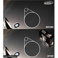 Alfa Romeo Mito [Renk Kod: Gray Metallic - AR737] - Color N Drive Taş İzi ve Çizik Rötüş Sistemi