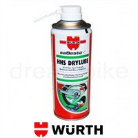 Würth HHS Drylube Kuru Zincir Yağlayıcı 400 Ml. Made in Germany