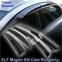 Elf Ford Courier Mugen Cam Rüzgarlığı