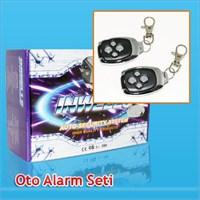 İnwells Oto Alarm Sistemi Kumandalı   115794