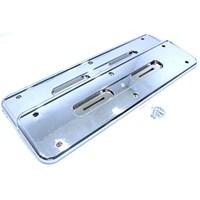 ModaCar ExclusivE Nikelajlı Plaka Altlığı ÖN-ARKA Set 103185
