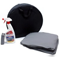 Modacar Pıaggıo X10 350 Özel Branda Çantalı + Temizleyici Hediyeli