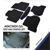 Bylizard Hyundai Accent Era Halı Paspas Seti Lacivert Kenar-8011469