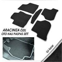Bylizard Opel Corsa D Halı Paspas Seti Gri Kenar-0081494