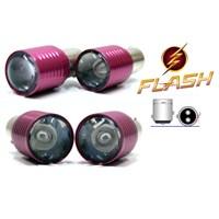ModaCar Prolight 1157 Tip Flaşlı KIRMIZI Mercek SAMSUNG Ledli STOP/SİNYAL Ampülü 103236