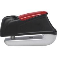 Abus 340 Trigger Alpha Motosiklet Disk Kilidi (10 mm) Kırmızı - Siyah