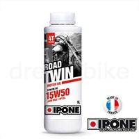 Ipone Road Twin 15W50 4T Sentetik V-Motor Yağı 1L