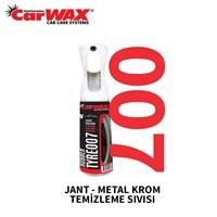 Carwax Tyre 007 300 Ml Lastik Ve Plastik Parlatma Sıvısı