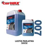 Carwax Tyre 007 5 Lt Lastik Ve Plastik Parlatma Sıvısı