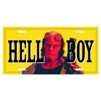 Hellboy Movie License Plate Plaka