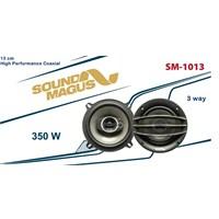 Sm-1013 13 Cm 3 Yollu 350 Watt Coaxial Hoparlör