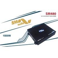 Sm Audio Sm 480 4 Kanal 1500 Watt Amplifikatör