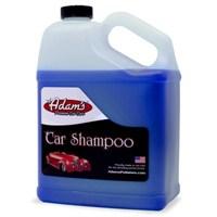 Adam's Polishes Car Shampoo - Yoğun Köpüklü Yıkama Şampuanı 3.78 L